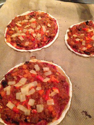 Pizza – gluten och mjölkfri