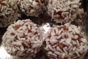 Nyttigare kokosbollar
