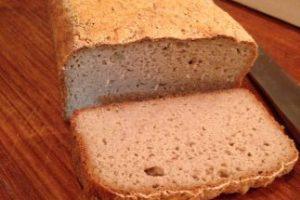 Matbröd på bovete
