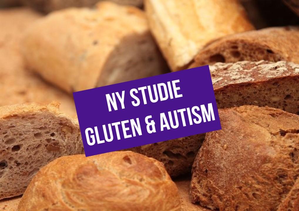Studie påstås visa att glutenfritt inte fungerar på barn med autism.