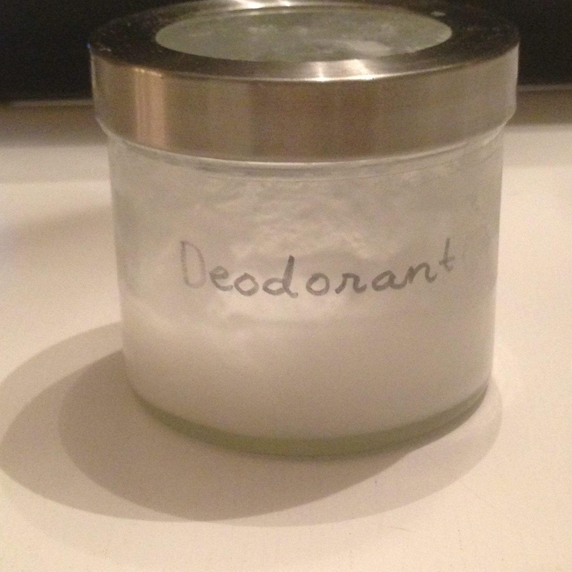 Gör egen giftfri deodorant