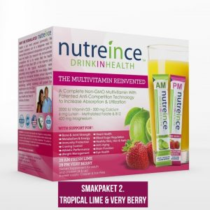 Nutreince DrinkInHealth package